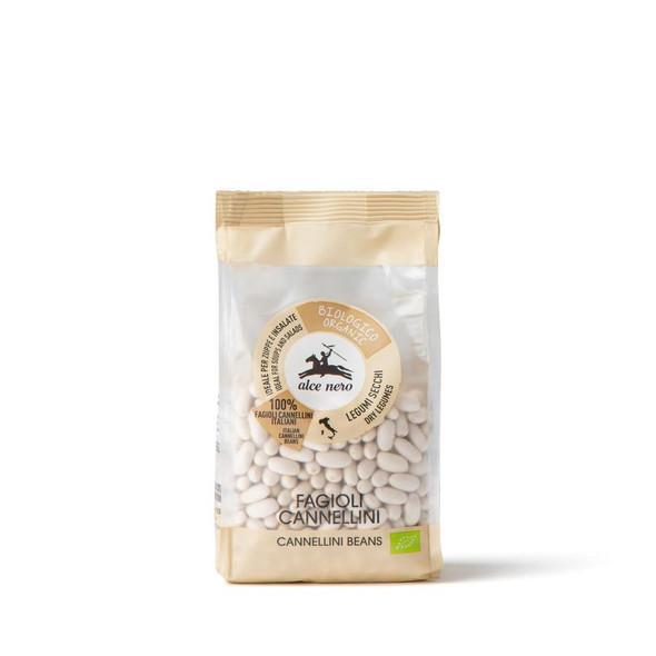 Alce Nero Organic Dried Cannellini Beans 400g