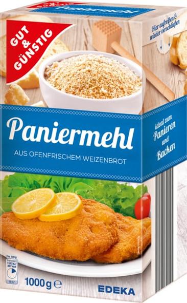Edeka Classic Panier-Mehl (bread crumbs) 1000g