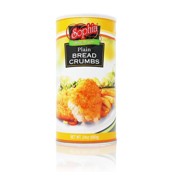 Sophia Plain Bread Crumbs 24oz (690g)