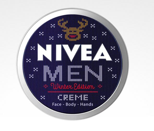 Nivea Men Winter Edition Creme in Tin 75ml