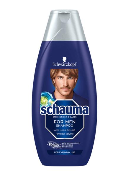 Schwarzkopf Schauma Men Strengthening Shampoo 300ml 10oz