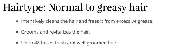 Schwarzkopf Schauma Men Mint Fresh Shampoo 300ml 10oz