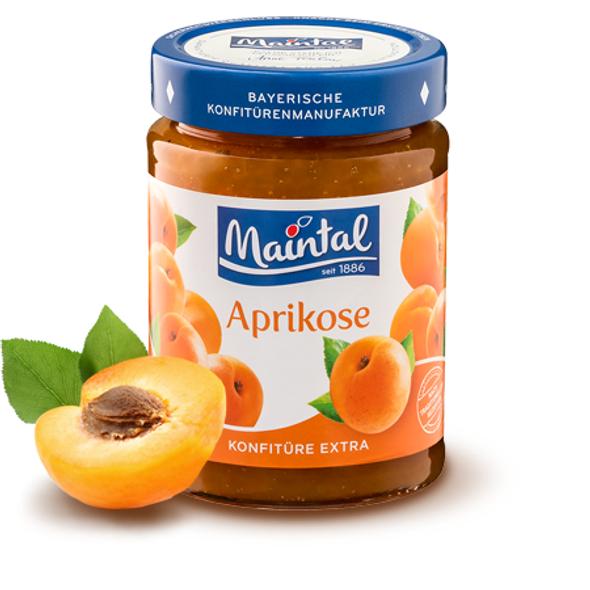 Maintal Apricot Fruit Spread 12oz
