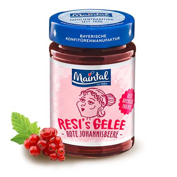 Maintal Red Currant Fruit Spread 12oz