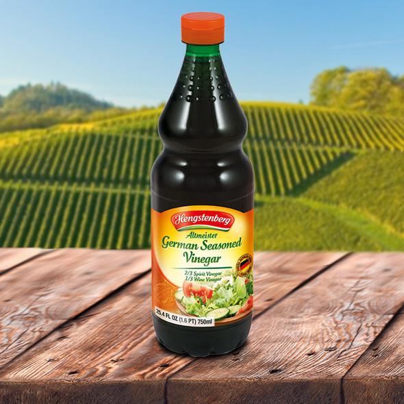 Hengstenberg  Altmeister German Seasoned Vinegar  750ml