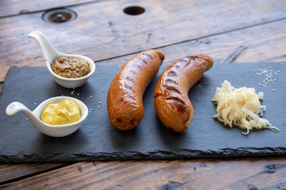 Germandeli.com Knackwurst (14) per 5.2 lb. buy in bulk