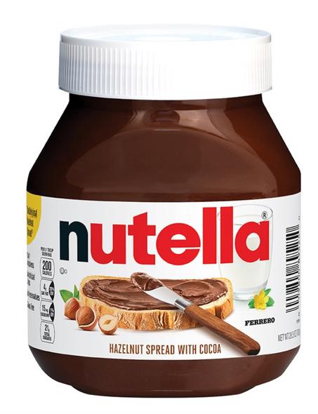 Ferrero Nutella Spread 26 oz