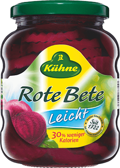 Kuhne Rote Bete 375ml