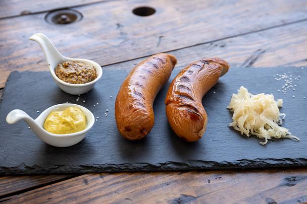 Knackwurst Price (4) per 1.3 lb.