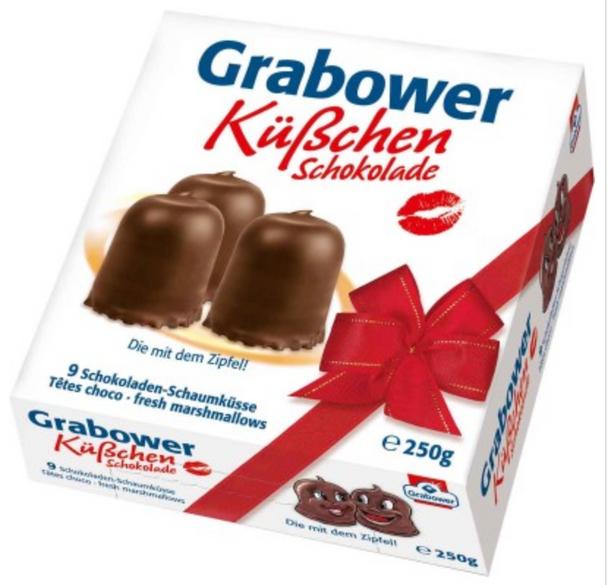 Grabower Kubchen Schokolade 250g