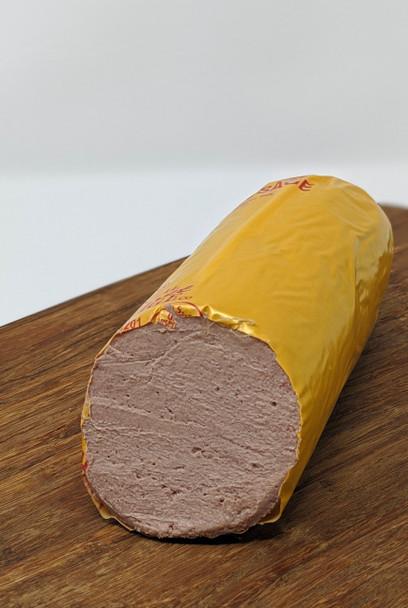 Leberwurst Fine (per 1lb)