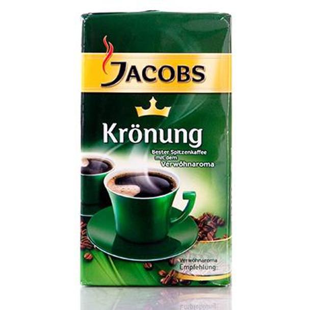 Jacobs Kronung Ground Coffee 8.8oz (250g)