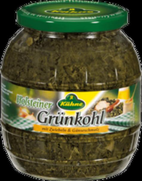 Kuhne Grunkohl Holsteiner