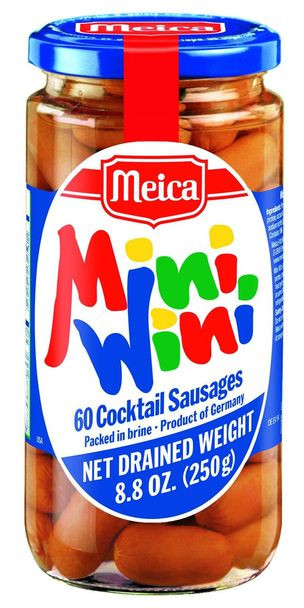 Meica Mini Wini Cocktail Sausages 8.8oz