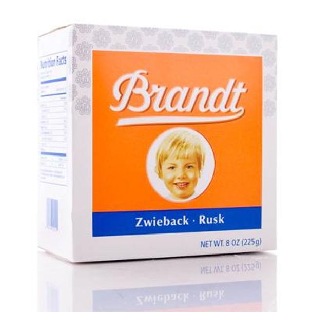 Brandt Zwieback 8oz