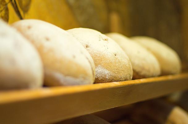 Old World German Bauernbrot Bread