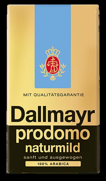 Dallmayr Prodomo Naturmild 250g, 8.8oz Ground