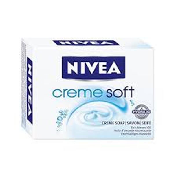 Nivea Creme Soft Bar Soap 100g