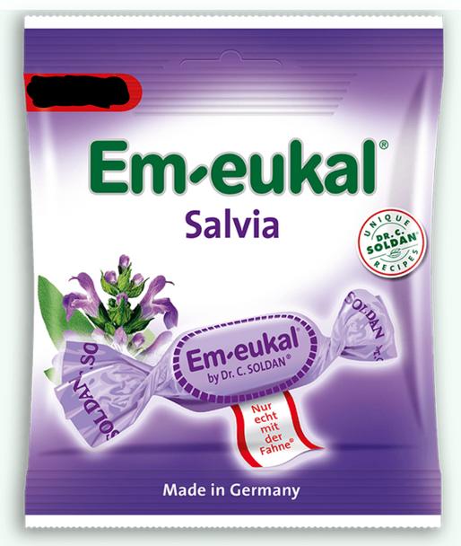 Em-eukal Salvia 75g