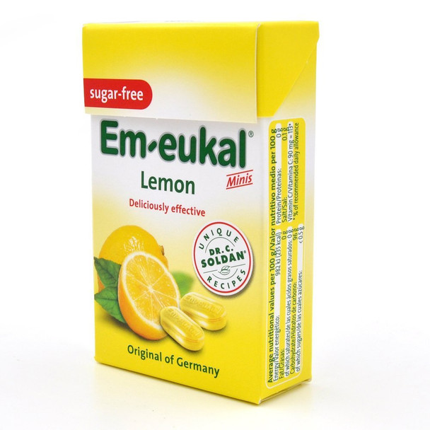 Em-eukal Lemon Sugar-free