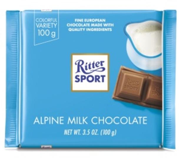 Ritter Sport Alpenmilch 3.5oz (100g)