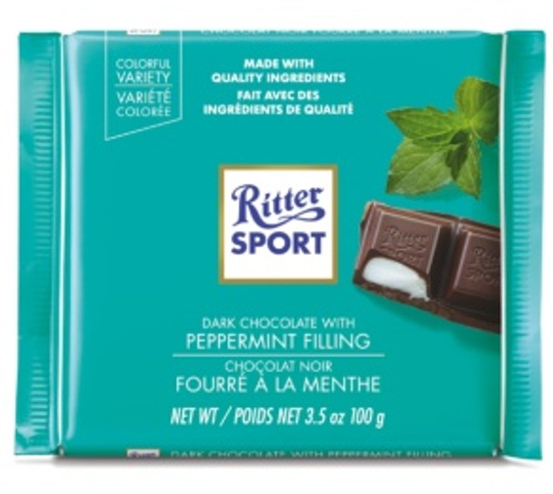 Ritter Sport Pefefferminz 3.5oz (100g)