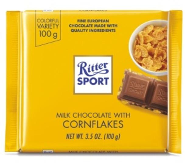 Ritter Sport Knusperflakes 3.6oz (100g)