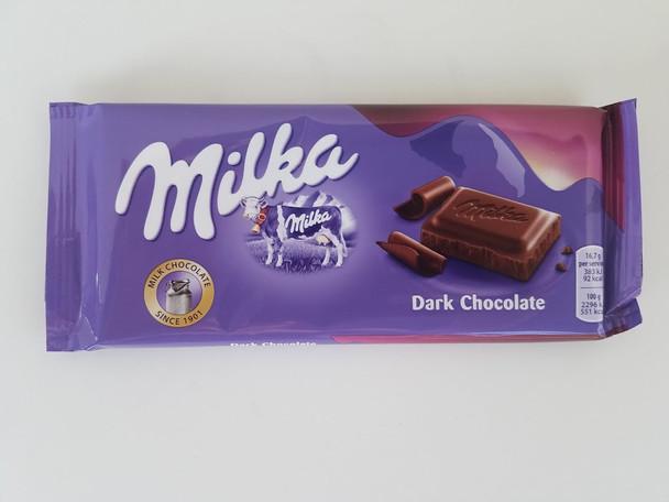Milka Dark Chocolate
