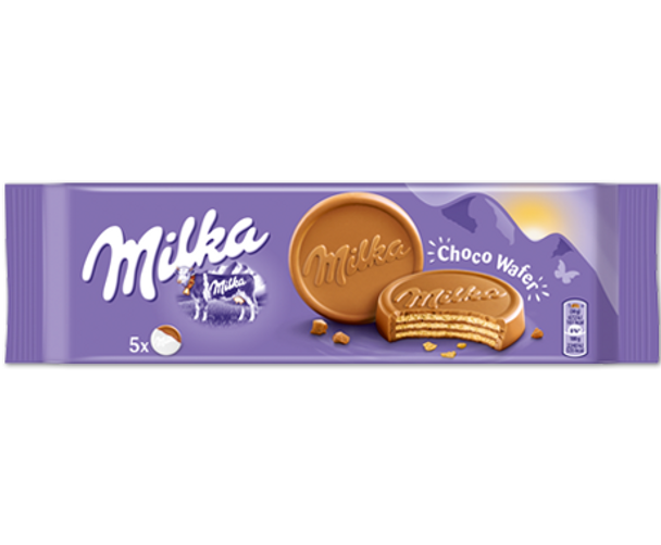 Milka Choco Wafers 150g
