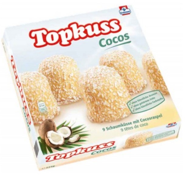 Grabower Topkauss Cocos 7.9oz