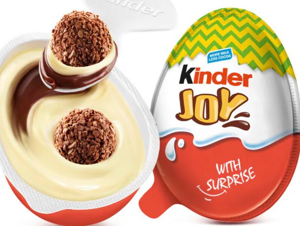 Kinder Egg for Boys