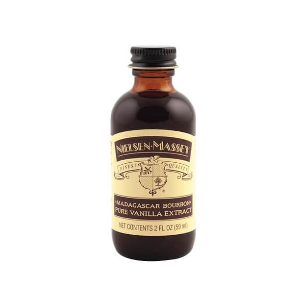 Nielsen Massey Bourbon Vanilla Extract 2oz