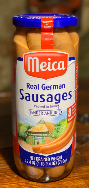 Meica German Sausages 25.4oz