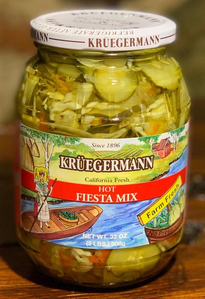 Kruegermann Hot Fiesta Mix 32oz