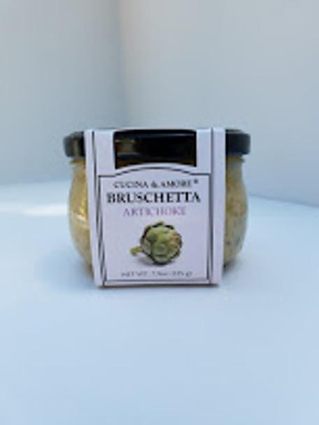 Artichoke Bruchetta