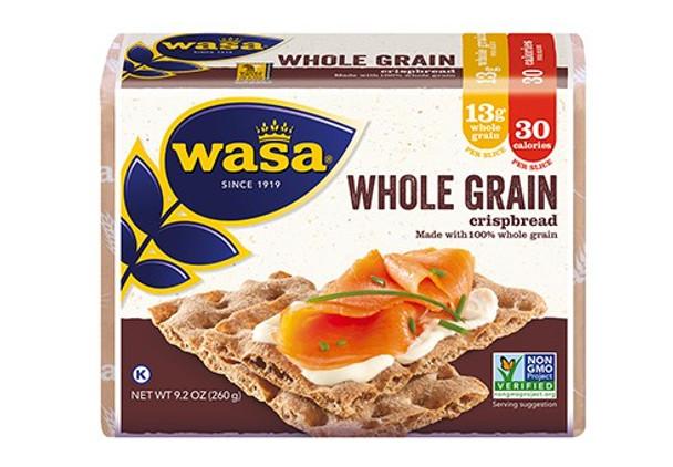 WASA Whole Grain Crispbread 9.02oz