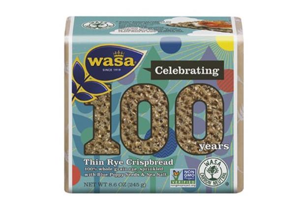 Wasa Thin Rye Crispbread 8.6oz