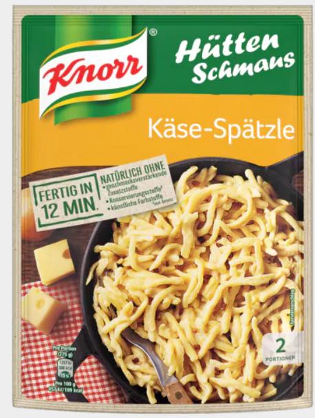 Knorr Kase-Spatzle 550g