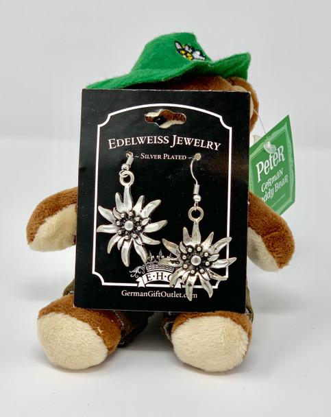 Bavarian Jewelry • Beer Stein Earrings
