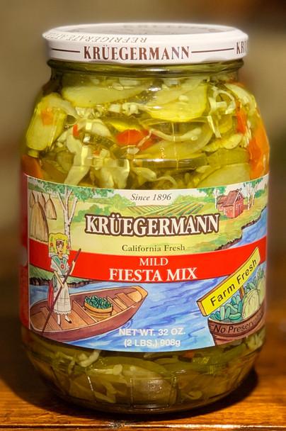 Kruegermann Mild Fiesta Mix 32oz