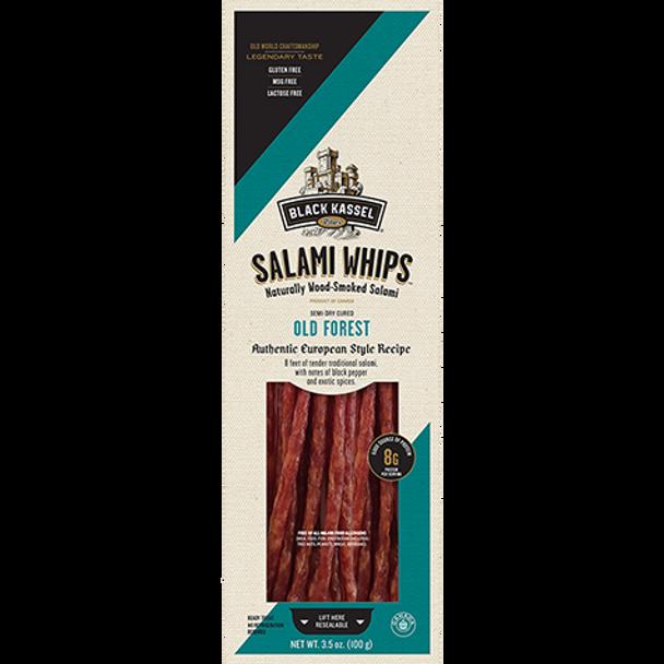 Black Kassel Salami Whips Old Forest 3.5oz