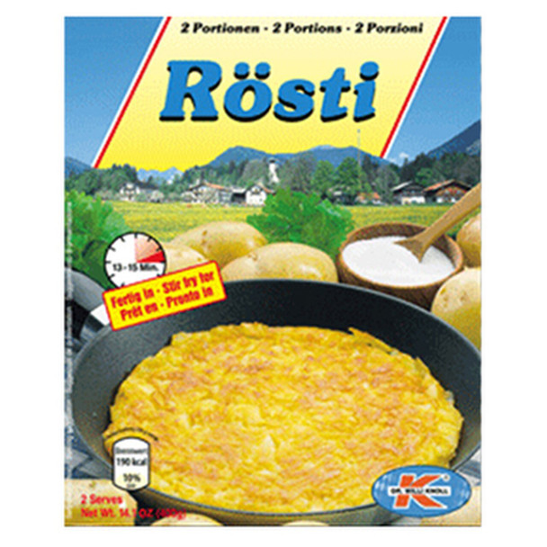 Dr. Knoll Rosti Shredded Potatoes 14.1oz