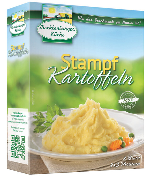 Mecklenburger Mashed Potatoes 2x3.2oz