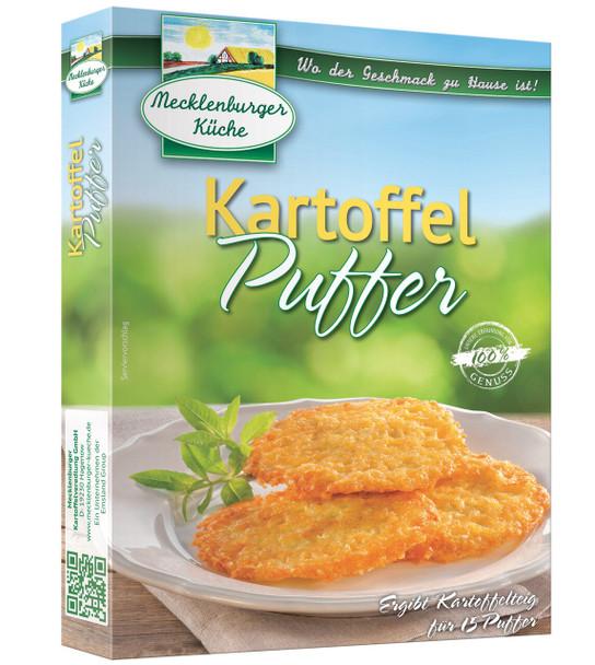 Mecklenburger 15 Potatoes Pancakes 5oz
