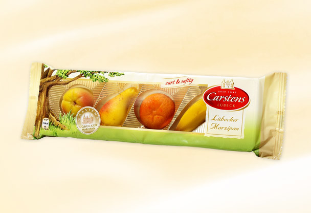 Carstens Lubecker Marzipan Fruits