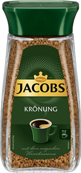 Jacobs Kronung Instant Coffee 3.5oz (100g)