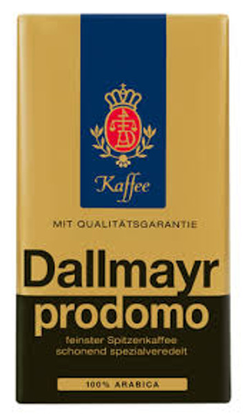 Dallmayr Prodomo Whole Bean Coffee 8.8oz (250g)