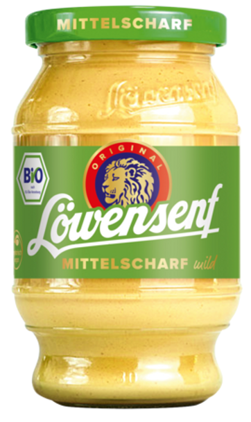 Lowensenf Medium Mustard 9.3oz