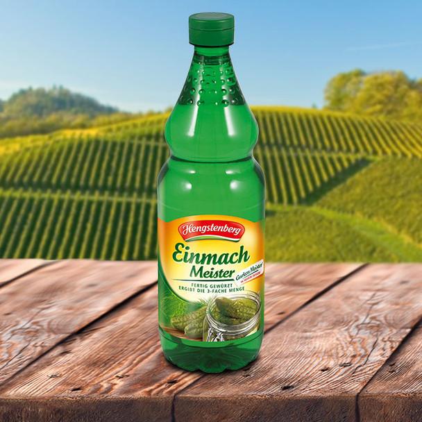 Hengstenberg Einmach Meister  Vinegar 750ml