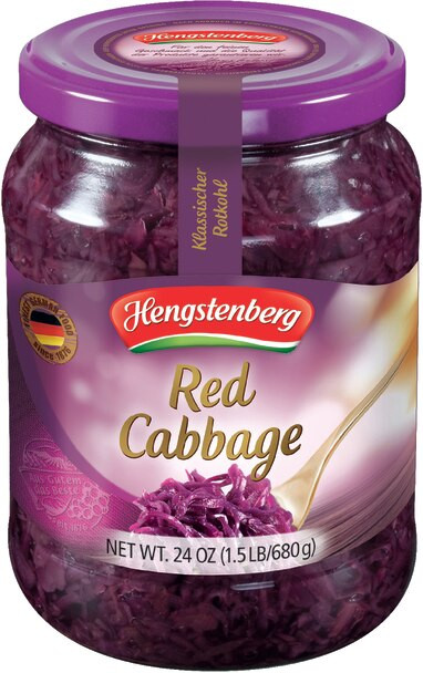 Hengstenberg Red Cabbage 24oz